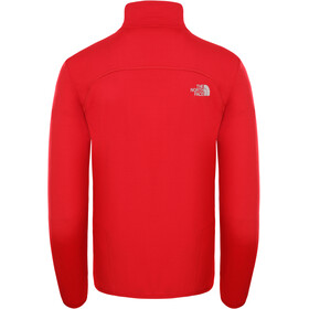 The North Face Quest Chaqueta FZ Hombre, tnf red